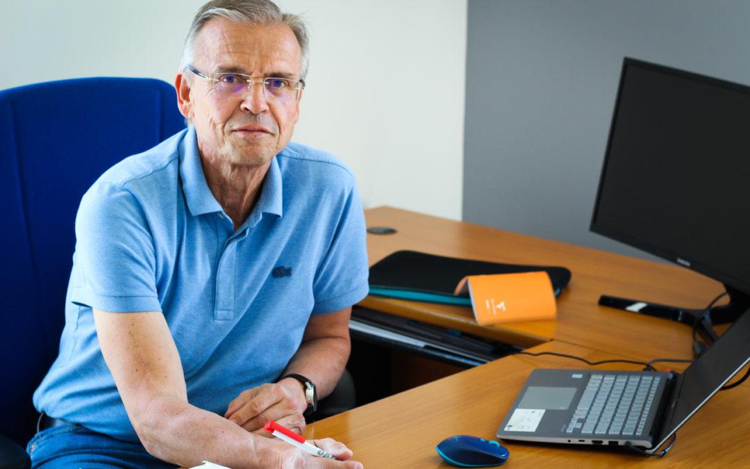 Laurent Belhache Fivo entreprise réactive au service du client sécurité incendie porte coupe feu