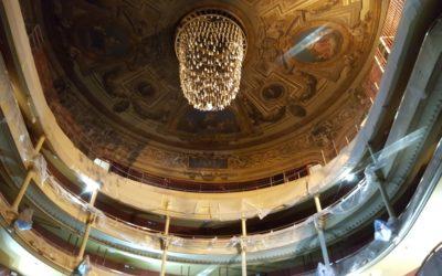 Intervention au Grand Théâtre d'Avignon